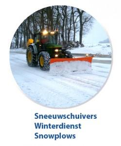 Sneeuwschuivers